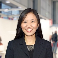 Khristine Torrefiel at Cards & Payments Philippines 2015