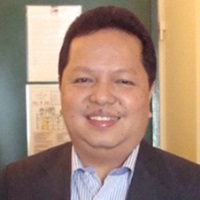 Raymond Estioko at Cards & Payments Philippines 2015