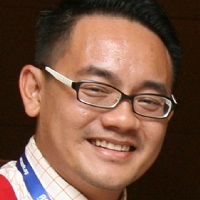 Mr Chin Wan Lim at Cards & Payments Philippines 2015