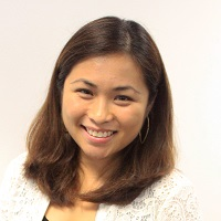 Rebecca Ricalde at Cards & Payments Philippines 2015