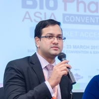 Dr Prabhuram Krishnan at BioPharma Asia Convention 2016
