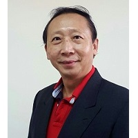 Jong Ai Foo at The Cyber Security Show Asia 2015