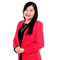 Ms Sahara Jean Garnica at Cards & Payments Philippines 2015