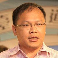 Dr Yi Chuan Wang at Asia Pacific Rail 2016
