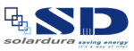 Solar Dura at Power & Electricity World Africa 2016