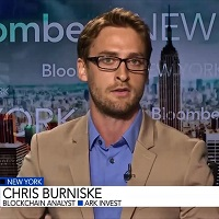 Chris Burniske at The Trading Show New York 2016
