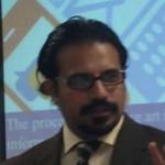 Muhammad Salman Anjum at The Training & Development Show Middle East 2016