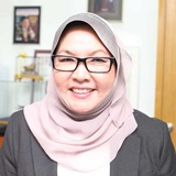 Dr Noormah Mohd Noor at Asia Pacific Rail 2017