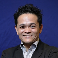 Lionel Ch'ng at EduTECH Asia 2016