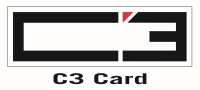 C3 Card at Seamless Middle East 2017