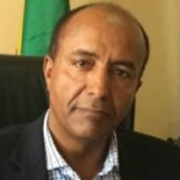 Dr Eng Getachew Betru at Middle East Rail 2017