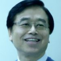 Mr C.C Chang at Middle East Rail 2017