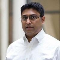 Kumardev Chatterjee at The Commercial UAV Show