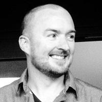 Simon Navin at The GeoConnect Show 2016