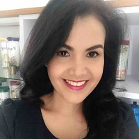 Dessy Safitri Masri at Cards & Payments Indonesia 2016