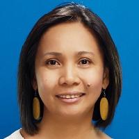 Ms Ronilda R Co at EduTECH Philippines 2017