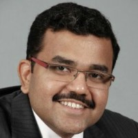Mr Promoth Manghat at Seamless Middle East 2017