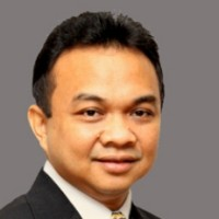 Mr Bastian Sembiring at Telecoms World Asia 2017