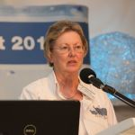 Dr Jo Barnes at The Water Show Africa 2017