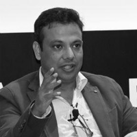 Mr Anil Konidena at Seamless 2017