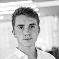 Simon Torring at Seamless 2017