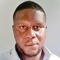 Samuel Adjei at Seamless 2017