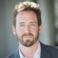Venture Relations Sterling Hawkins at Seamless 2017