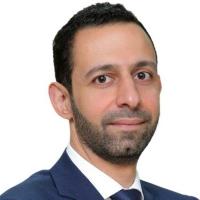 Mr Naji Atallah at Middle East Rail 2017