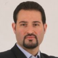 Mr Mohammad Farjood at Payments Iran 2016