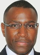 Mr Amadou Hott at Power & Electricity World Africa 2017
