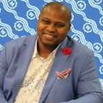 Mr Mthokozisi Duze at The Water Show Africa 2017