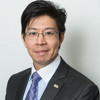 Mr Simon Chung at World Metrorail Congress 2017