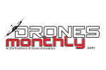 Drones Monthly Magazine at The Commercial UAV Show