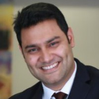 Mr Geet Bhalla at Seamless Middle East 2017