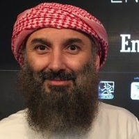 Mr Morrad Irsane at Seamless Middle East 2017