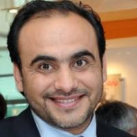 Mr Ziad Alshobaki at Seamless Middle East 2017