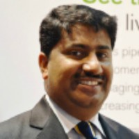 Dr Joseph George at Seamless Middle East 2017