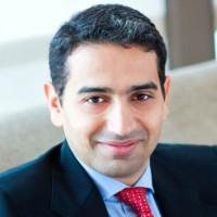 Mr Haytham El Maayergi at Seamless Middle East 2017
