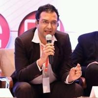 Abhishant Pant at Seamless 2017
