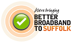Better Broadband for Suffolk at Connected Britain 2017