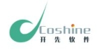 Shanghai Coshine Software Co., Ltd at Seamless Middle East 2017