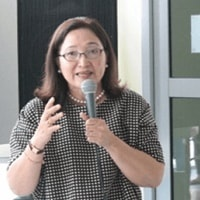 Maria Luisa B. Gatchalian at EduTECH Philippines 2017