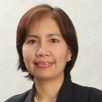Ms Rovi Peralta at Power & Electricity World Philippines 2017