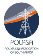 POLASA  (Power Line Association of South Africa) at Power & Electricity World Africa 2017