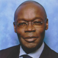 Mr Isaiah Okoth at Middle East Rail 2017