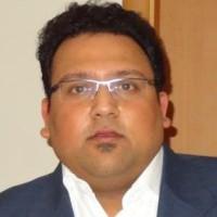 Mr Vinodh Nandakumar at Seamless Middle East 2017