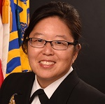 Angela Shen, CAPT, US Public Health Service, Senior Science Policy Advisor, National Vaccine Program Office, U.S. Department of Health & Human Services
