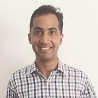 Gaurav Chaturvedi at Seamless 2017