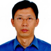 Liu Zhenming at Middle East Rail 2017