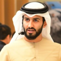 Abdullah Al Qassab at Middle East Rail 2017